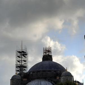 3)トルコ旅行2日目 ブルー・モスク、地下宮殿など