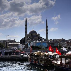 4)トルコ旅行2日目 ボスポラス海峡クルージング