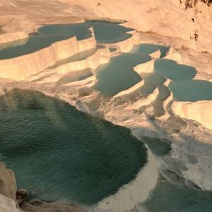 8)トルコ旅行4日目 温泉湧き出るパムッカレとヒエラポリス遺跡 HD PENTAX-D FA★ 50mmF1.4 SDM AW