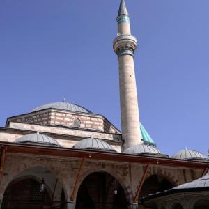 9)トルコ旅行5日目 コンヤでのメブラーナ博物館 HD PENTAX-D FA★ 50mmF1.4 SDM AW