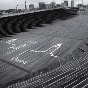 雨上がりの横浜大さん橋 HD PENTAX-D FA 24-70mm F2.8 ED SDM WR