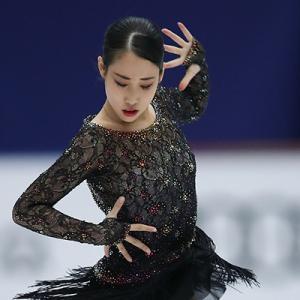 三原舞依「リベルタンゴ」(4大陸選手権2018) 魅惑のプログラムの再演を望む