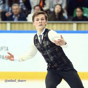 ミハエル・コリャダ「チャップリンメドレー」(ロシアテストスケート2019フリー) いつまでも見ていたいコリャダの滑り & コロナ後の夢