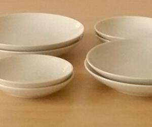 無印良品の白磁皿を追加購入 スイカの季節到来