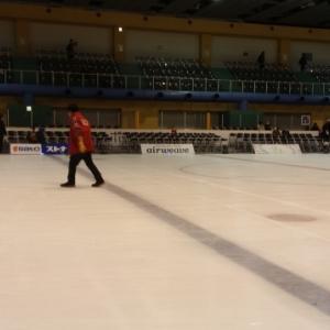 アイスショーでのコロナ感染対策のスタッフの人に感謝 & ロシア大会の無防備と海外のデモ