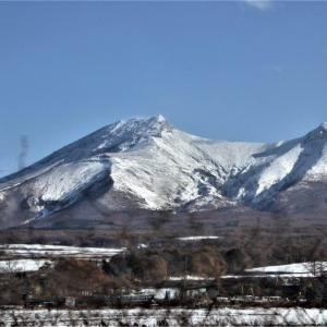 北海道 冬到来