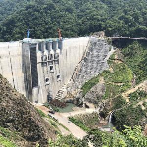 【画像】 民主党が建設中止させた八ッ場ダム、再開・完成前の今回さっそく最大級に活躍