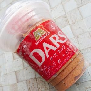 ダースミルク  フローズンチョコレートがコスパ最高【チョコチップ入りかき氷アイス】