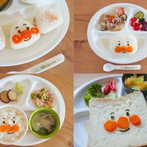 【幼児食】子供が大喜び!キャラ弁が苦手な私が作る簡単こどもごはん【ブサかわゆる飯】