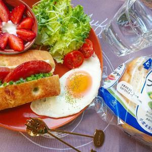 パスコの商品を買うともらえる「ランチョンマット」でわが家の朝食が映えた