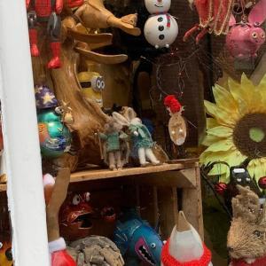 Lincoln-クリスマスマーケット、ウィンドウ編