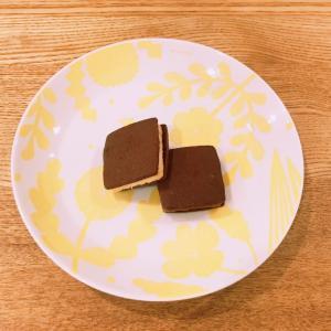 おいしい通信:銀座千疋屋の銀座焼きショコラサブレ