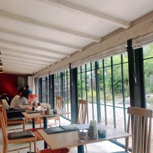浜松の北欧③ ドロフィーズカフェ  その1