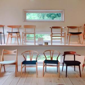 北欧の名作椅子がずらり 浜松の北欧⑥ライフスタイルセンター