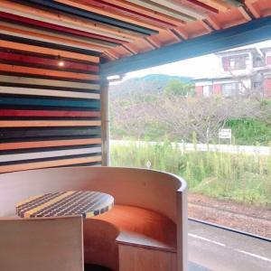 マリメッコと過ごす駅3 浜松の北欧⑭ 都田駅「駅Cafe」
