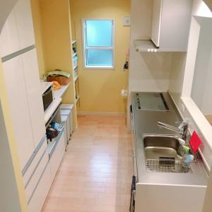 わが家のキッチンシンク回り:なるべくシンプルにしてお掃除を最小限に