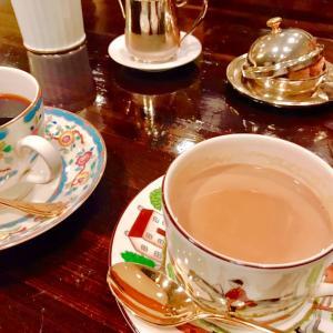 おいしいコーヒー店② 東京・恵比寿の備屋珈琲店へ