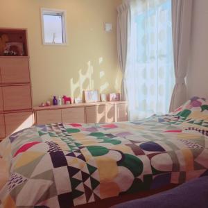 寝室 インテリア⑤無印の収納家具:スタッキング・キャビネット