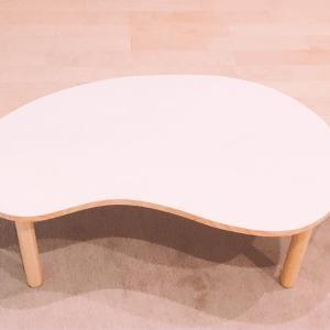 わが家の豆テーブルについて②