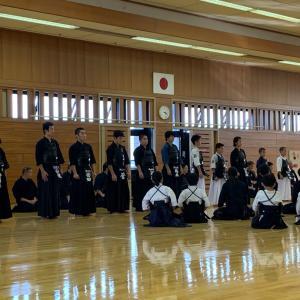 阪神親善剣道大会壮行会