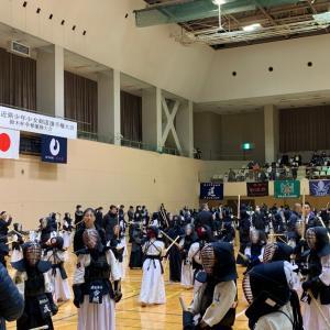 第一回近県少年少女剣道選手権大会 鈴木杯争奪優勝大会in宝塚市