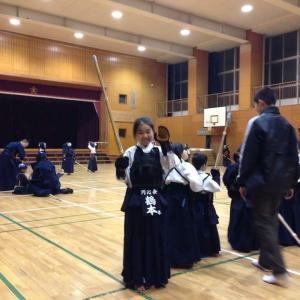中学剣道最後の日