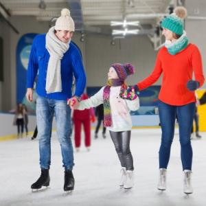 冬休みの短期スケート教室情報 東京編