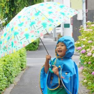 """雨の日を楽しくする英語の歌 """"Rain, Rain, Go Away"""""""