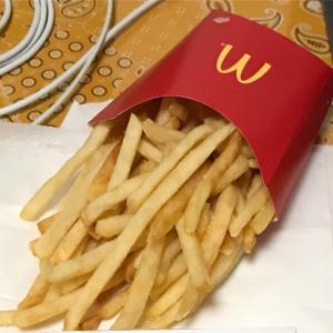 【しろもこ雑記】マクドナルドのポテトには種類がある!【Part.01】