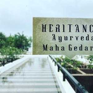 【癒しのホテル】ヘリタンス・アーユルヴェーダ・マハゲダラ【アクティビティ編】