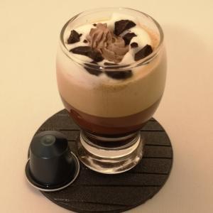 「ネスプレッソ レシピ」カフェ・モカ