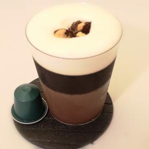 「ネスプレッソ レシピ」チョコレート・コーヒーゼリー