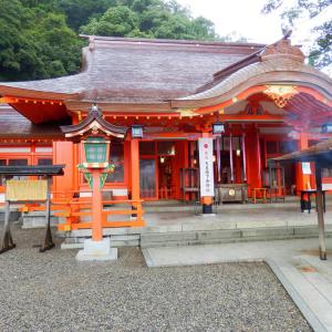 和歌山県の観光スポット『熊野那智大社』