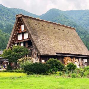 岐阜県の観光スポット『白川郷②』