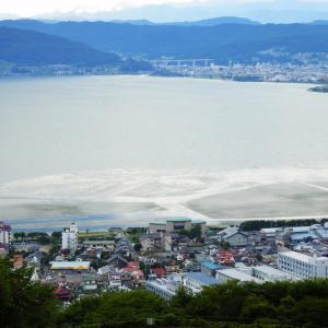 長野県の観光スポット『立石公園』