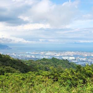 静岡県の観光スポット『幻の薩埵峠と日本平』