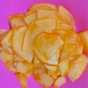 柿とミントの紅茶❤︎リプトンイエローラベルでおうちカフェ③