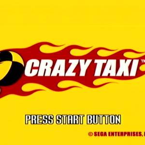 【DC】クレイジータクシー テストプレイ動画【ドリキャス】