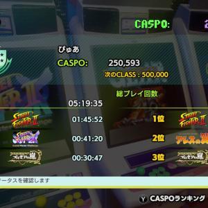 【カプスタ】カプコンアーケードスタジアム03 CASPO:250,000【動画】