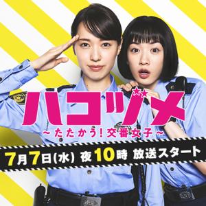 ハコヅメ〜たたかう!交番女子〜 4話 感想|警察24時を見ている感覚