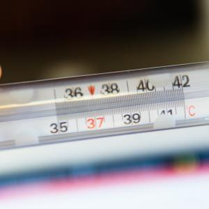 体温を上げてデトックス促進、平熱が低くても問題なし