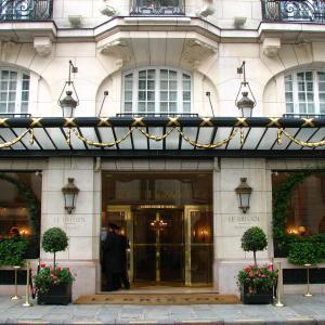 パリで人気!  「ル・ブリストル」の朝食をわかりやすく紹介