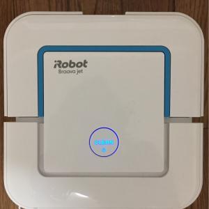 お掃除ロボットブラーバジェットを導入したら家事が楽になった話
