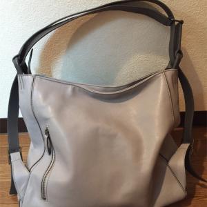 ワーママの通勤カバン:リュックにもなるバッグを買ったら子どもの送り迎えが楽になった