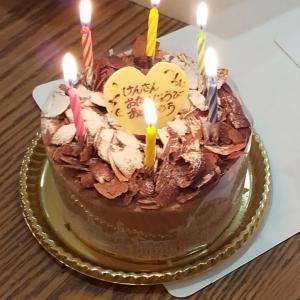 ほたるアートのけんさんのお誕生日