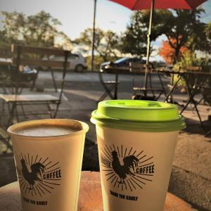 【カフェ巡り】行ってきました!Rooster Coffee House☆
