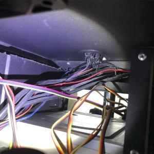 antec p280 電源ボタン修理