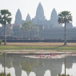カンボジアの世界遺産を巡る旅(1)