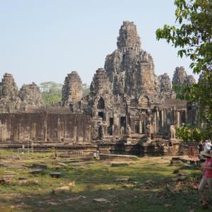 カンボジアの世界遺産を巡る旅(2)
