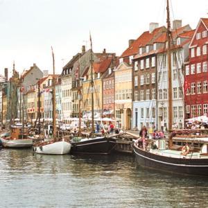 海外旅行回想録(1) ー デンマーク